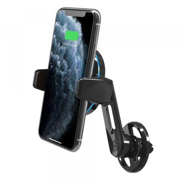MagicGrip™ Vent Mount - Qi Wireless Charging Grip Mount Car Vent