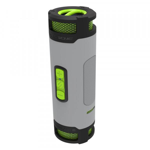 BoomBottle+ Rugged waterproof wireless portable speaker (Space/Grey)
