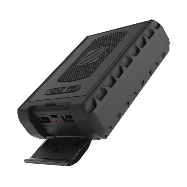 GoBat 12000 - Rugged portable 12000 mAh Powerbank