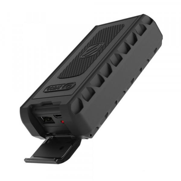 GoBat 6000 - Rugged portable 6000 mAh Powerbank
