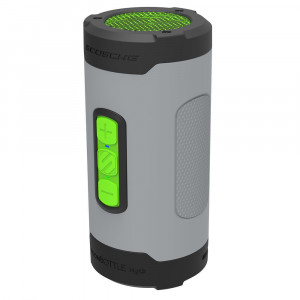 BoomBottle H2O+  Rugged Waterproof Wireless Speaker (Space Grey)
