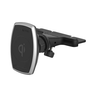 MagicMount Pro - Wireless Charging Magnetic CD Mount