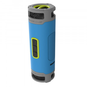 BoomBottle+ Rugged waterproof wireless portable speaker (Sport Blue)