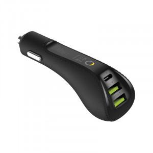 Scosche Fyndr USB-C 12V Charger & App Locator