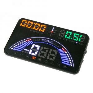 "5.8"" OBD GPS Combo Heads Up Display"
