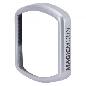 MagicMount Pro Trim Rings & Magic Plate (Space Grey)