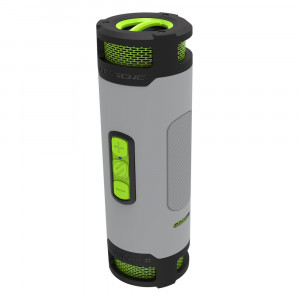 BoomBottle+ Rugged waterproof wireless portable speaker (Space/Grey)