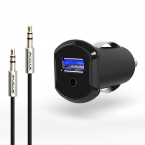 StrikeDrive Converter - Car AUX-In audio converter for lightning devices