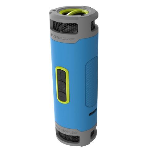 BoomBottle+ Rugged waterproof wireless portable speaker (Sport Blue)