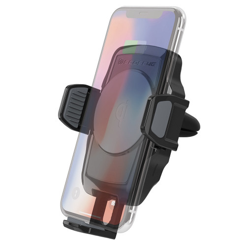 VentMount Qi II- Wireless Charging Universal Vent Mount